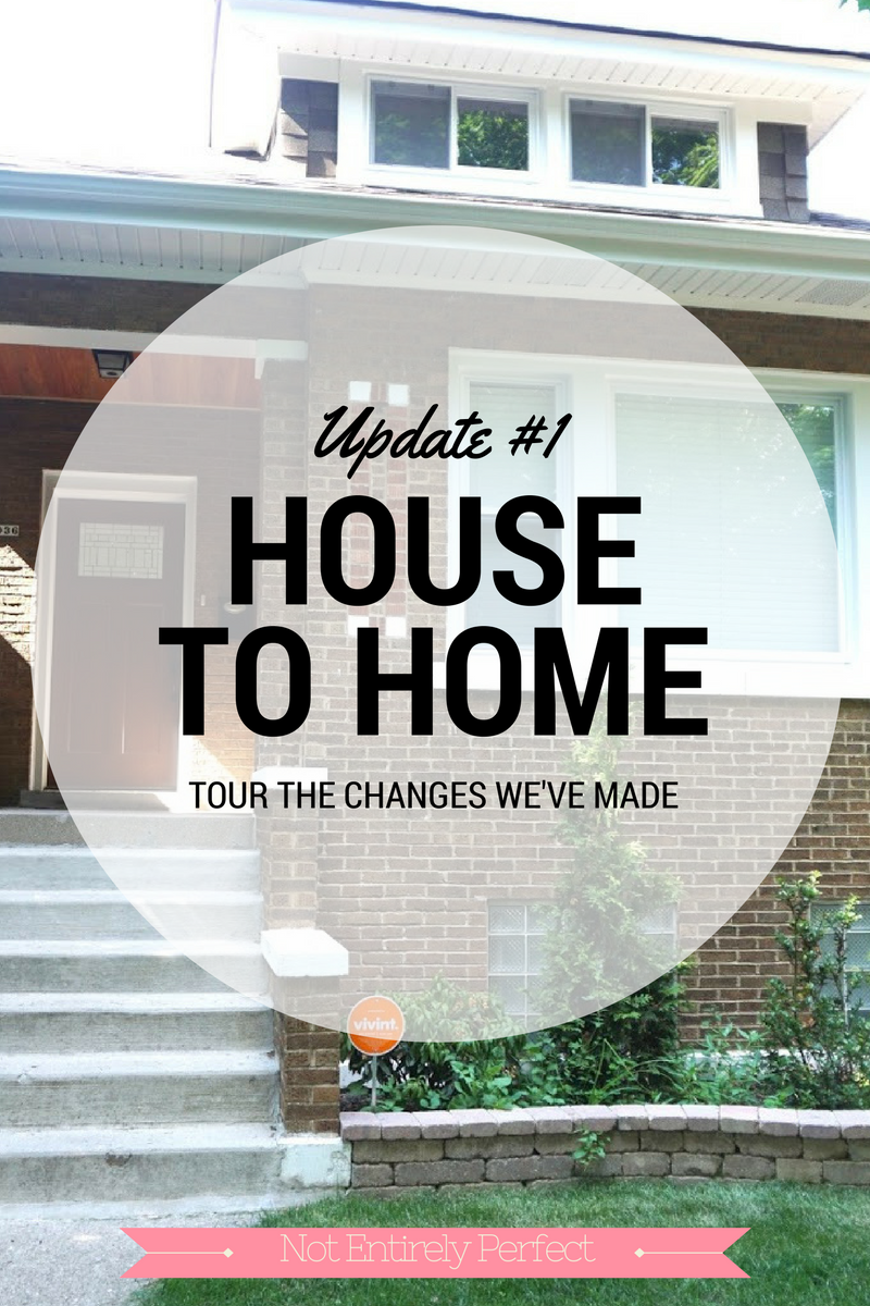 House to Home Tour