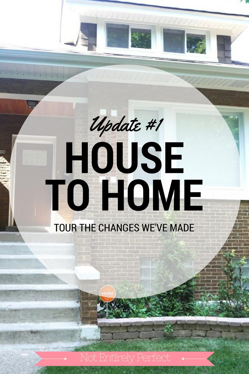 House to Home Tour