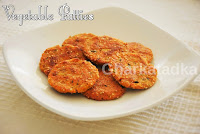 Vegetable Patties