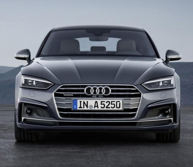 Audi – A5 Sportback и S5 Sportback