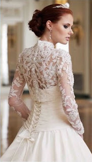 modelo de vestidos de noiva com renda - dicas e fotos