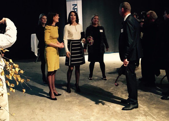 Princess Mary Opened The Nordic Summit On Mental Health 2015