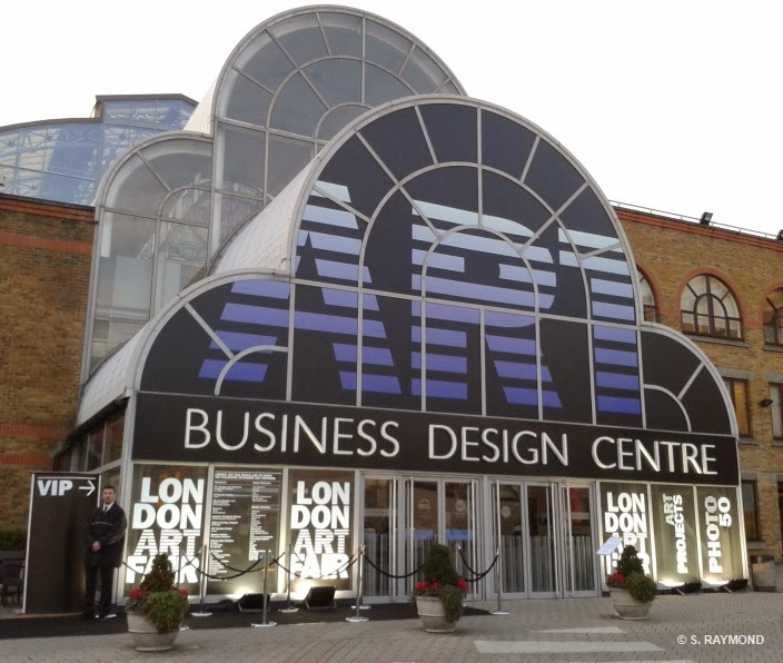 LAF2014 at The Business Design Centre