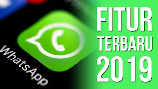 WhatsApp Mendapatkan Fitur sidik Jari untuk kunci obrolan, desain ulang pesan audio: Fitur Baru Whatsapp 2019