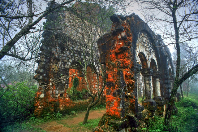 Discover The Mysterious Ancient Monastery On Top Of Sapa 2