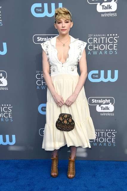 La mamarrachada de la semana (CLXXV): Critics' Choice Awards