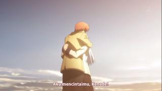 Angel Beats! Last Episode