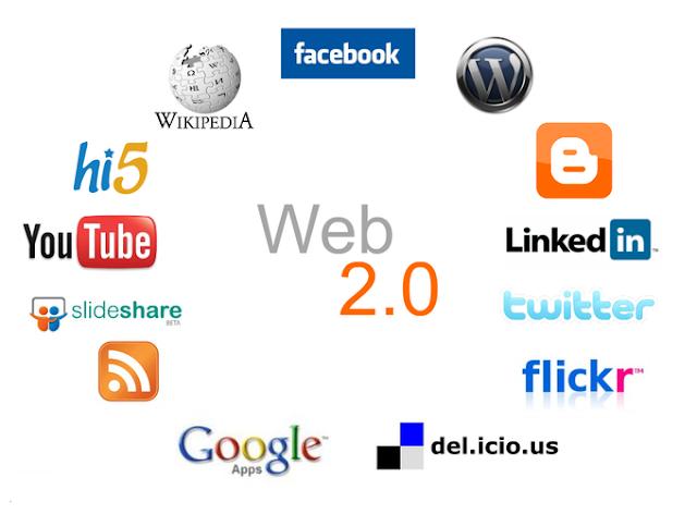 Kumpulan List Web 2.0 Update
