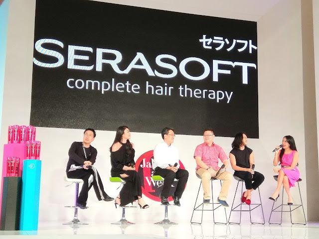 Serasoft Shampoo Produk Terbaru Dari Lion Wings