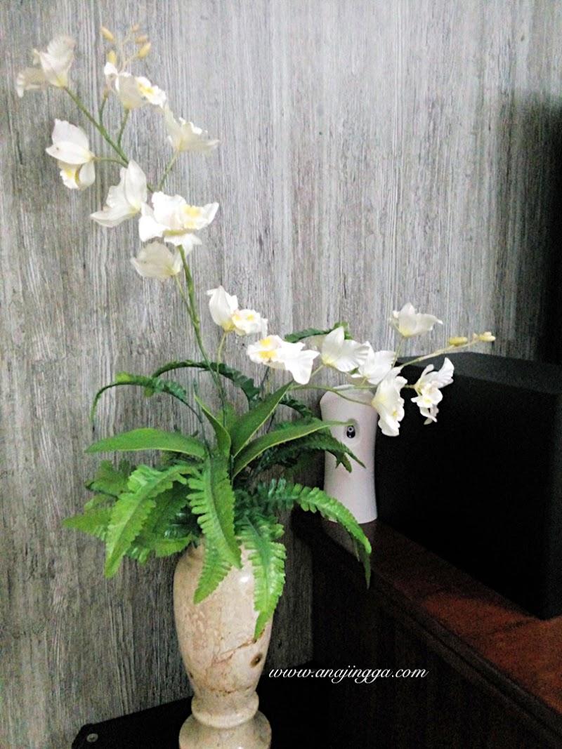 Jom Menggubah Bunga Orkid