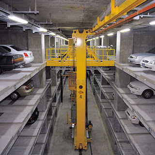 Safety Car Parking System