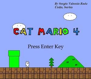 Download Game Cat Mario Terbaru Gratis