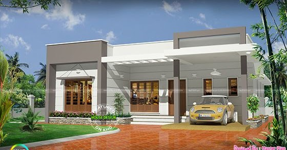 25 lakhs cost estimated 3 bhk home kerala home design and floor plans for Kerala home designs and estimated price
