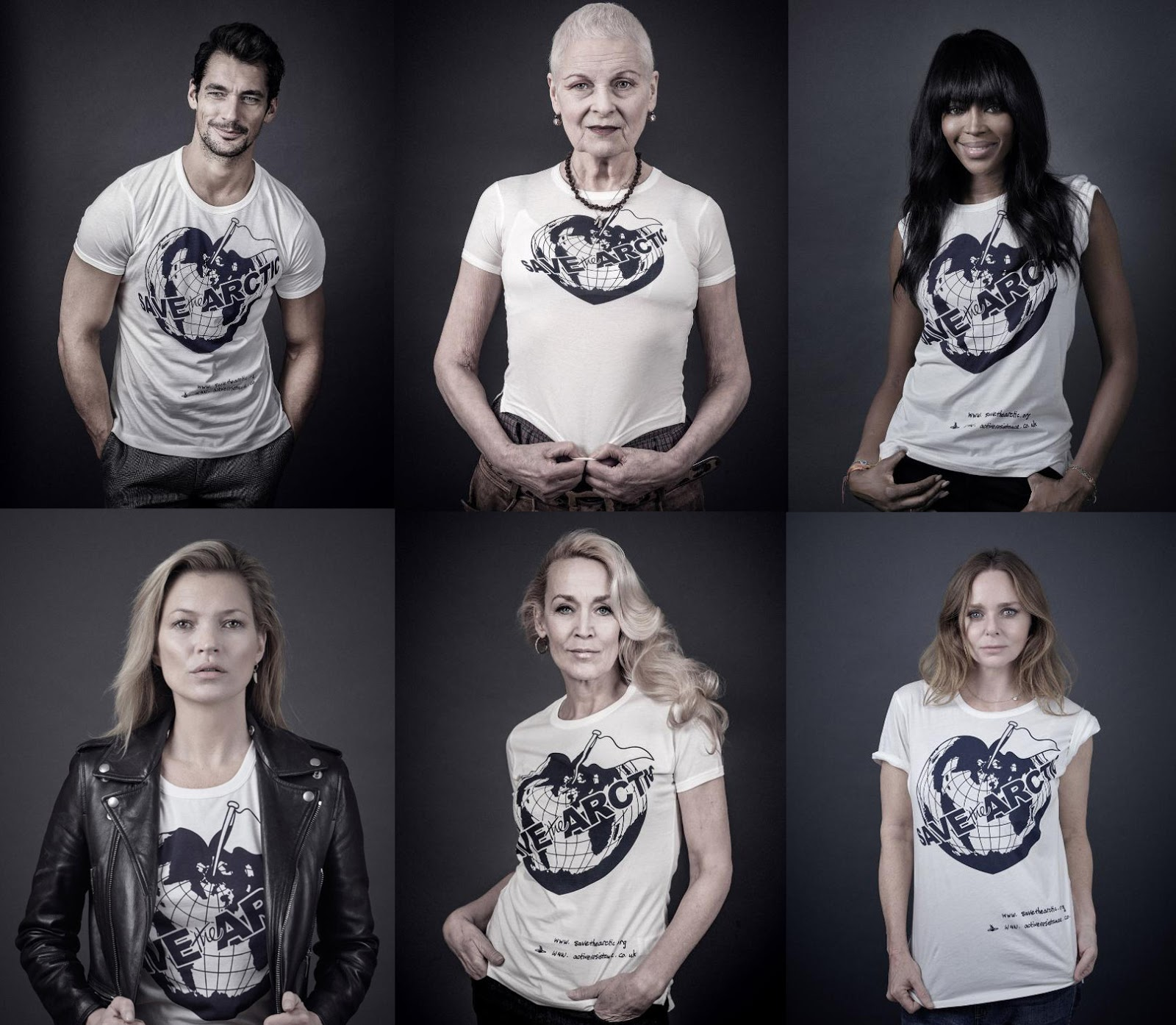 Eniwhere Fashion - News on Fashion - Save the Arctic