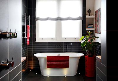 Desain Kamar Mandi Minimalis Modern Untuk Rumah Sederhana Bergaya Kontemporer