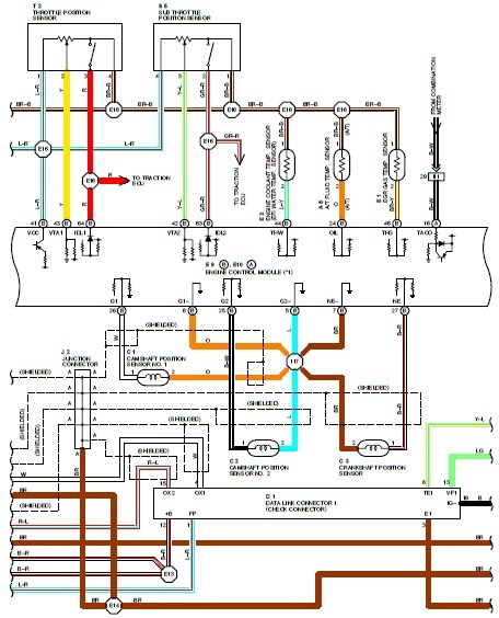 Wiring Diagrams  1995 Toyota Supra Wiring Diagram
