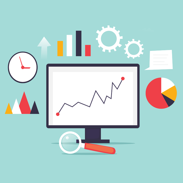 collecting data for analytics reporting