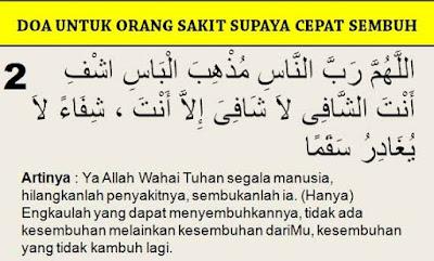 6 Doa Untuk Orang Sakit
