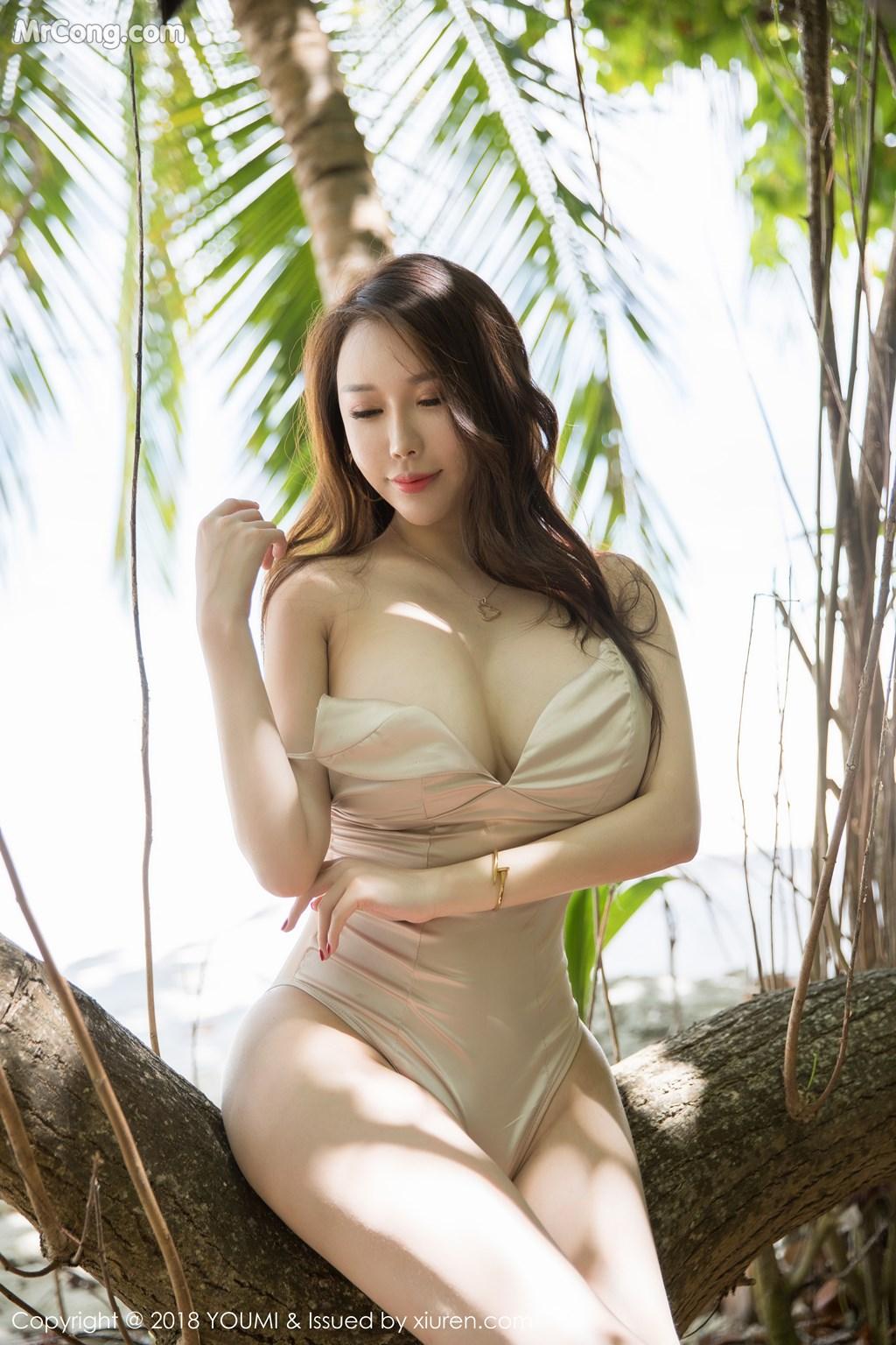 Image YouMi-Vol.225-Egg-MrCong.com-009 in post YouMi Vol.225: Người mẫu Egg_尤妮丝 (46 ảnh)