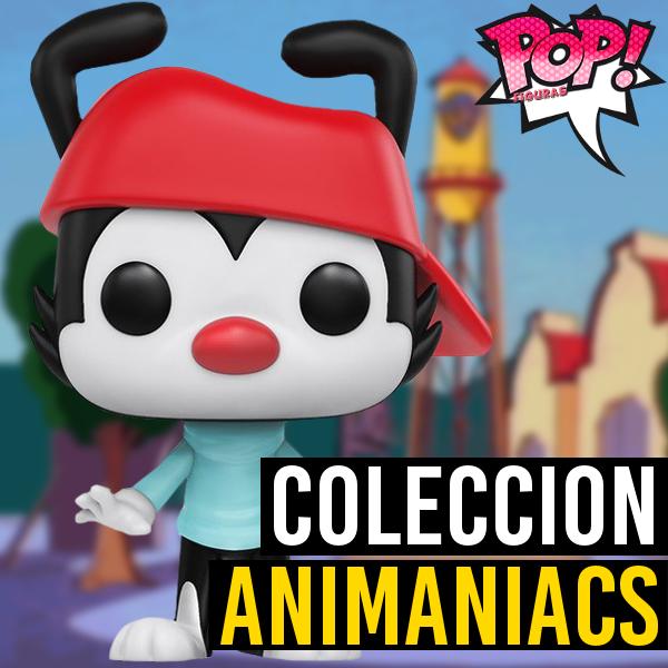 Figuras Funko Pop Lista Y: Funko POP Animaniacs - ⛄ Figuras Funko POP