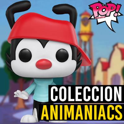Lista de figuras funko pop de Funko POP Animaniacs