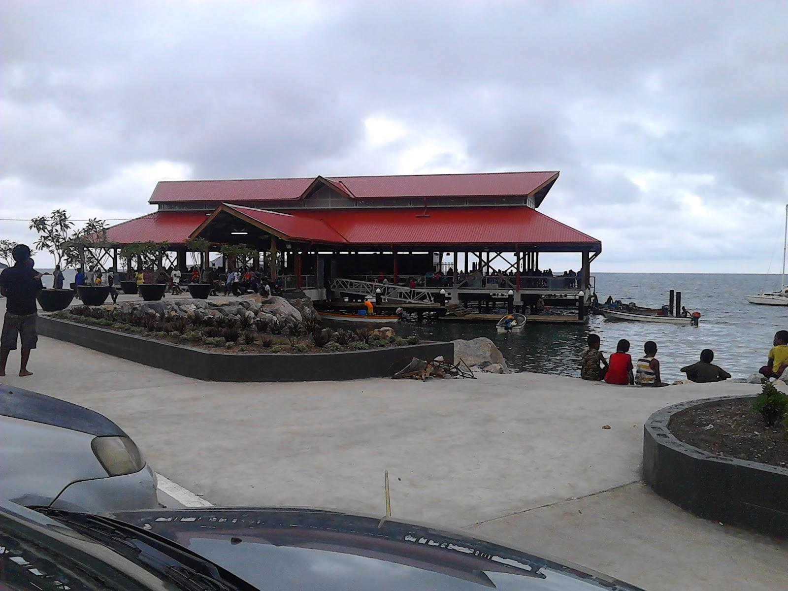 Koki Fish Market opens