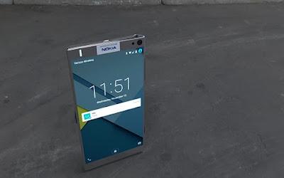تسريبات جديدة حول الهاتف المنتظر Nokia 8 المنافس الجديد لأجهزة أندرويد