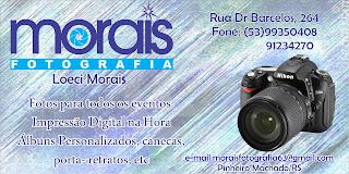 PUBLICIDADE: Morais Fotografia