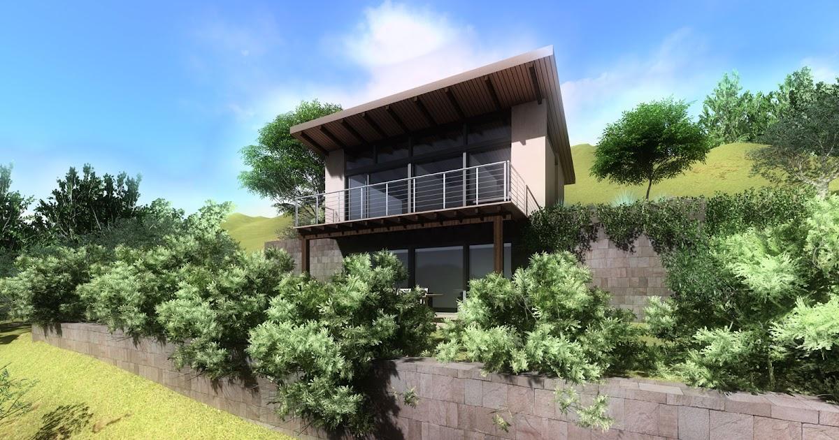 Nuova vita per una mini casa rurale ai castelli romani for Vista sulla valle cabine colline hocking
