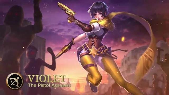 Violet AOV