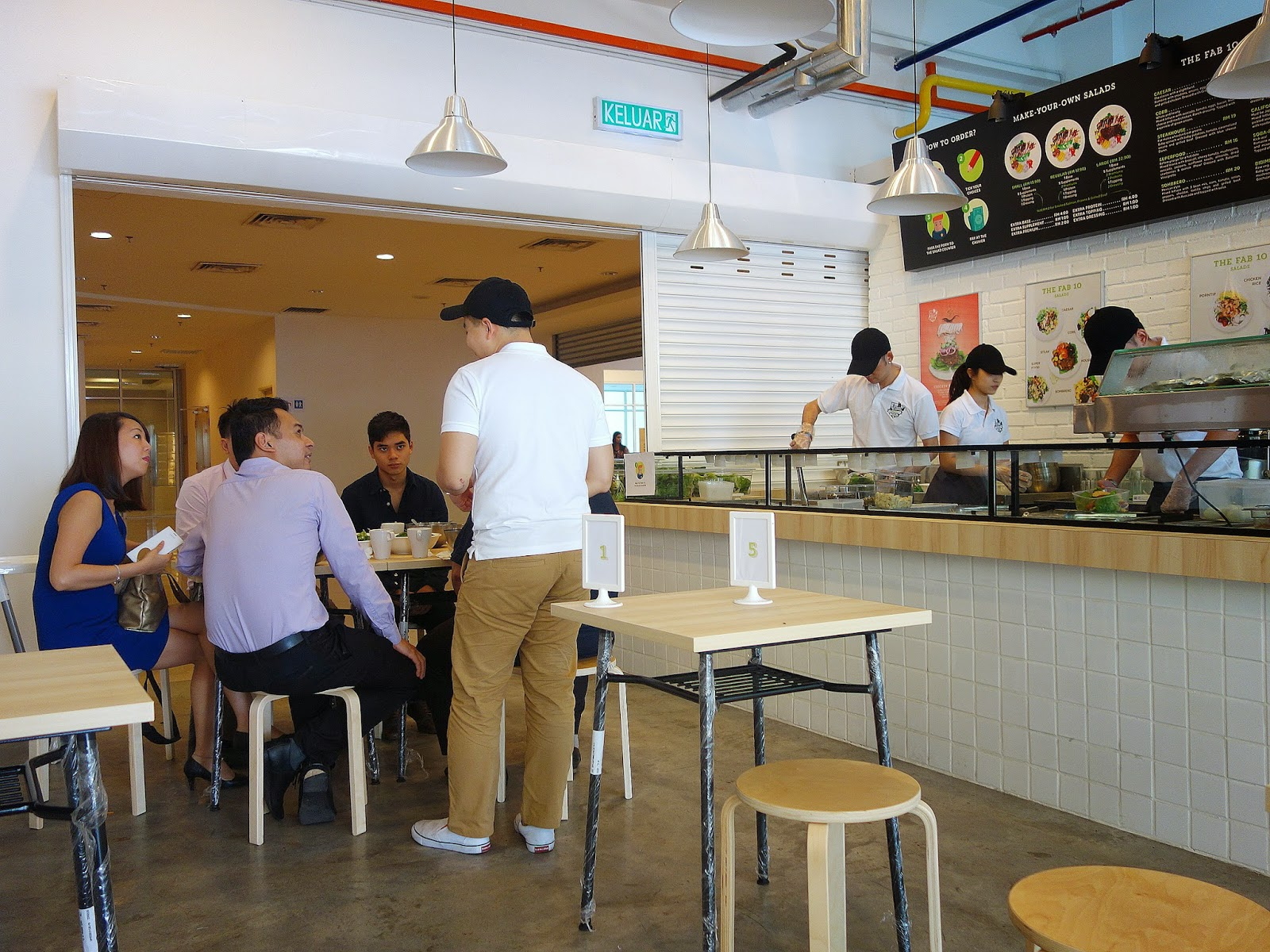 Chai Bar @ Oasis Ara Damansara