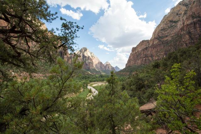 Zion mit Kindern unterwegs - National Parks USA