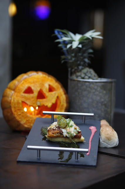 Come experience a spooky day with food and games this Halloween - Three Dots and a Dash