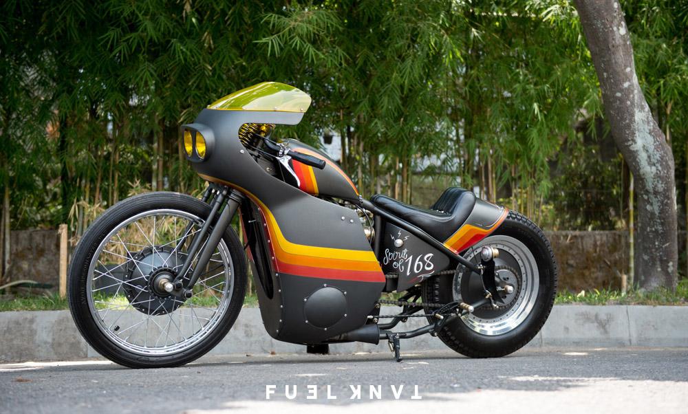 garage: Garage Yamaha 91