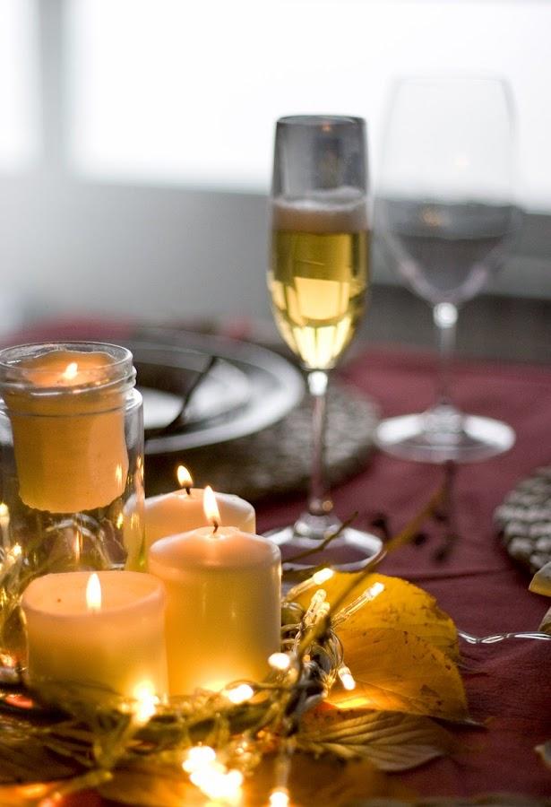 Mesa navideña de cartón con Elegance Party - Decorar en familia6