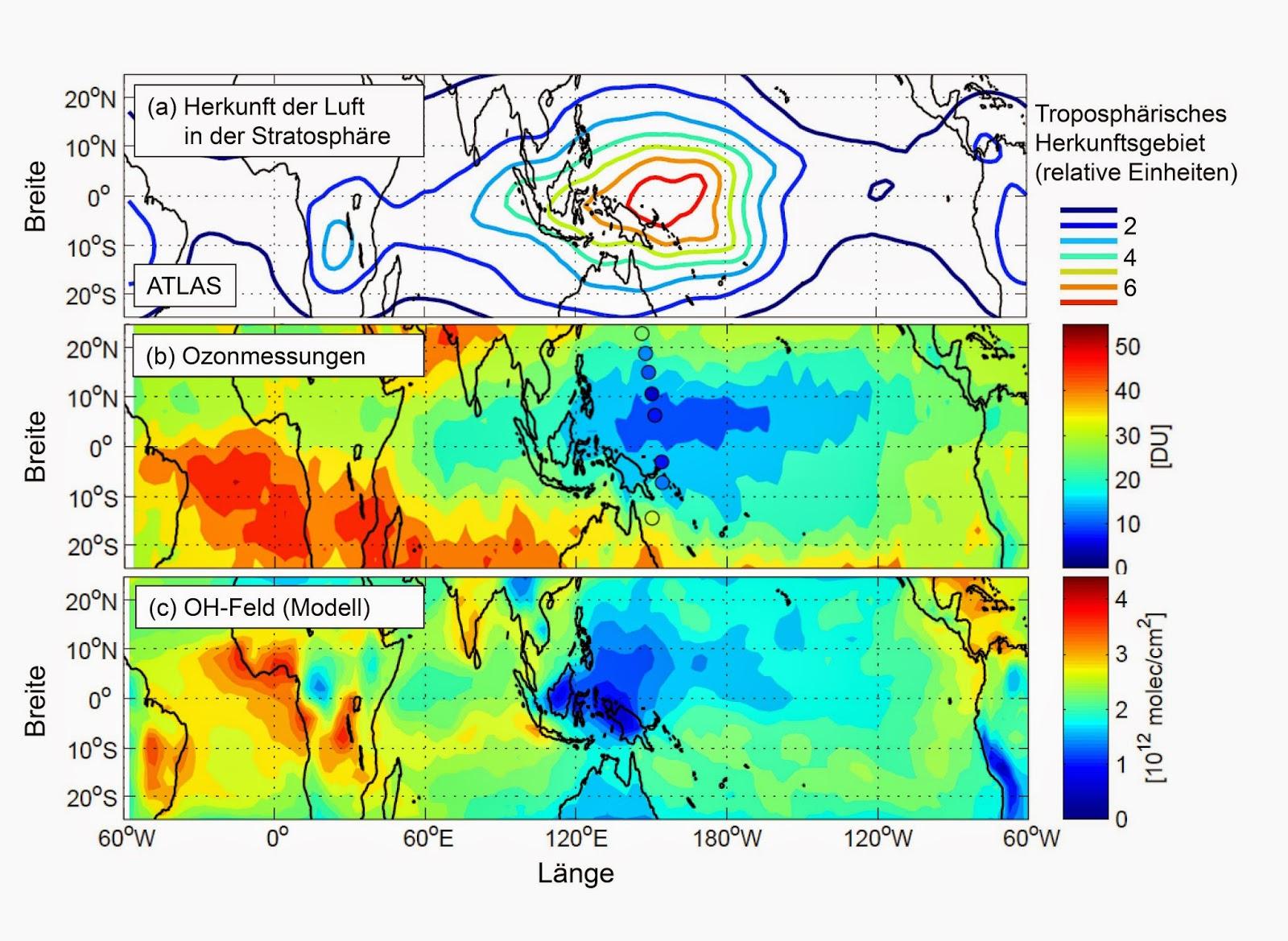 Seemorerocks: Ozone depletion in the polar regions