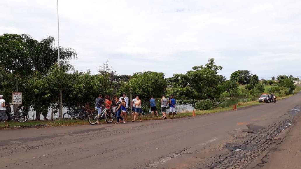 Corpo de rapaz é encontrado na Represa Municipal de Cajobi