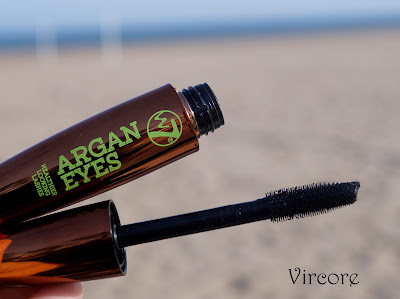 argan eyes mascara w7