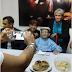 Orán festejó el cumpleaños 96 del Padre Diego Calvisi