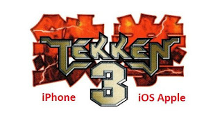 Download Tekken 3 Game Fighting for Iphone IOS - HD Iso Game