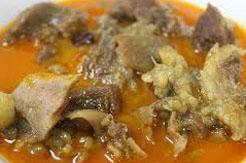 Resep praktis (mudah) gulai cincang daging spesial (istimewa) khas padang enak, gurih, sedap, nikmat lezat