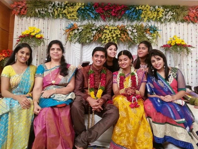 Singer Sri Krishna Wedding