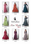 Ladies flavour miss world vol 2 Kurti Wholesale Catalog 8 Pcs