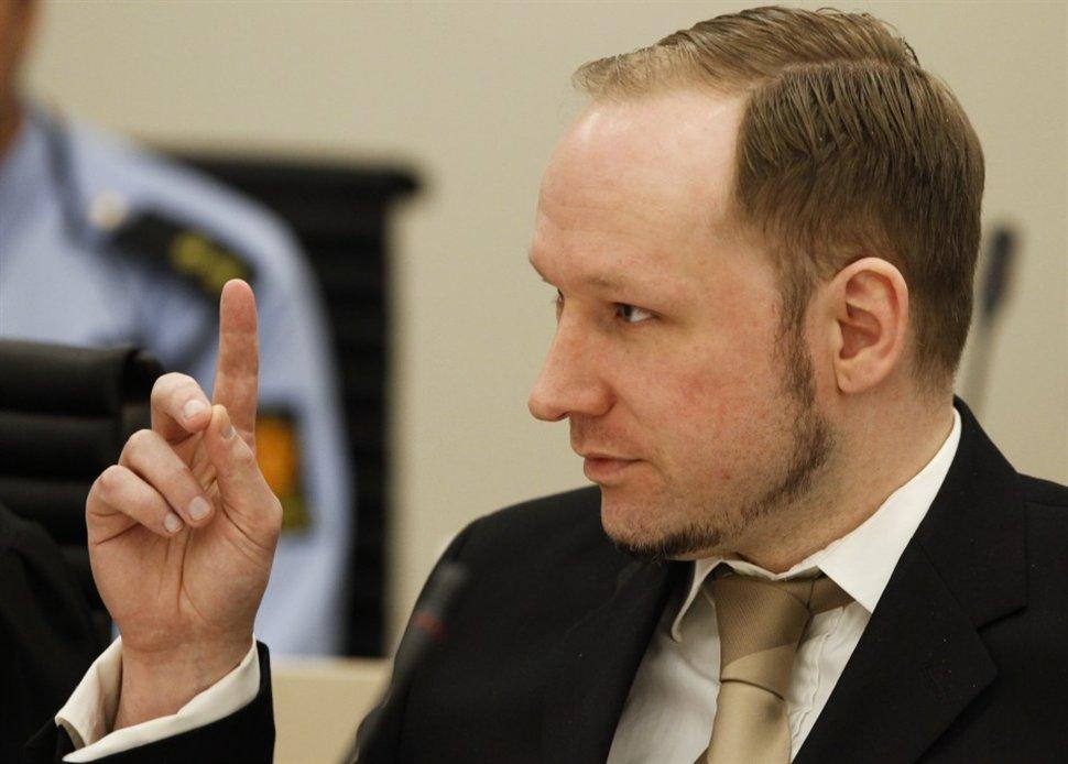 Breivik Photo: De Burcht Sion: Het Proces Anders Breivik. Deel 2