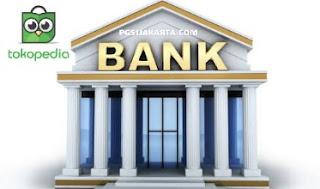 Tahap Aktivasi Rekening Bank Tokopedia
