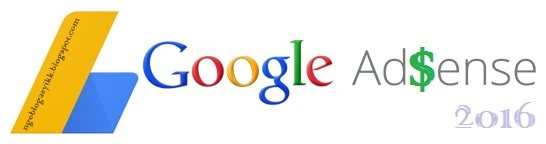 google adsesnse 2016