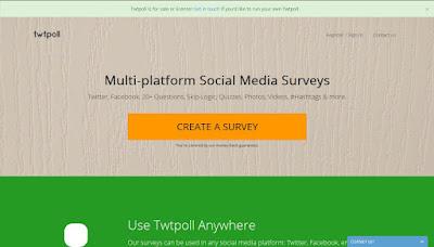 TwtPoll | Social Survey