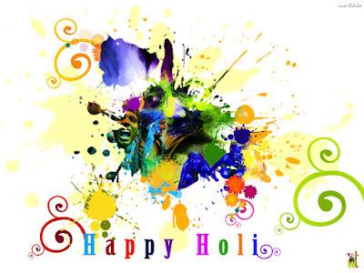 Holi Images HD