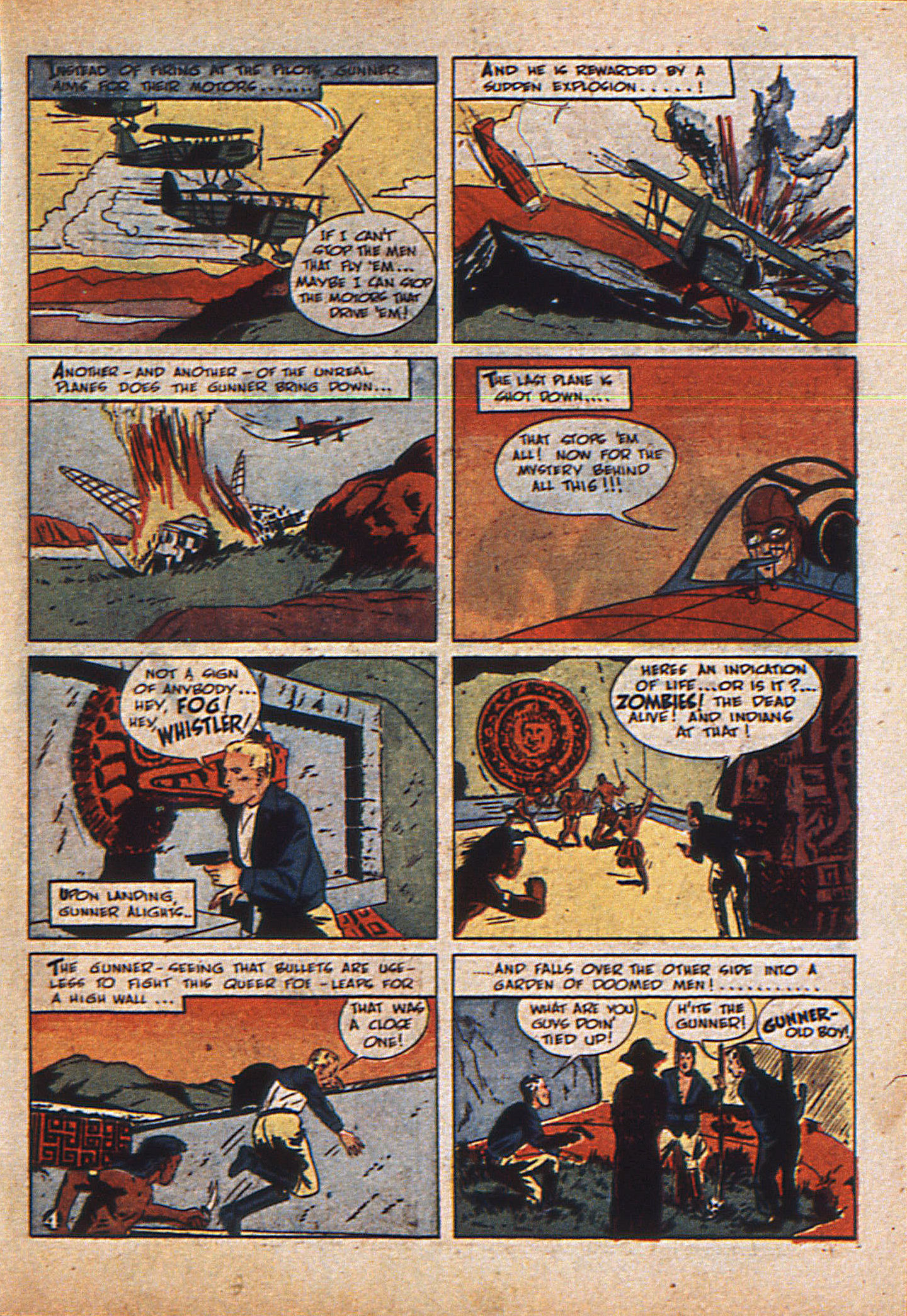 Read online Action Comics (1938) comic -  Issue #23 - 32