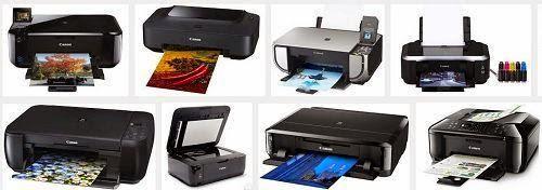 Harga Printer Canon 2014 - 2015 Pada Semua Model
